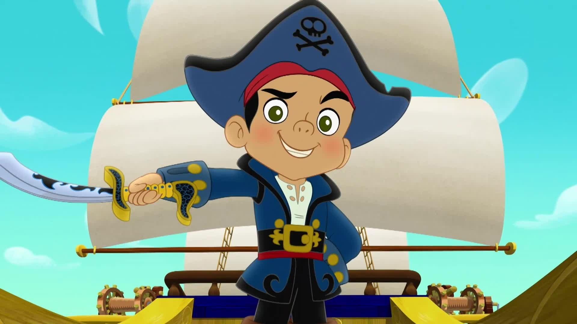 jake und die nimmerland piraten  trailer  jake und die