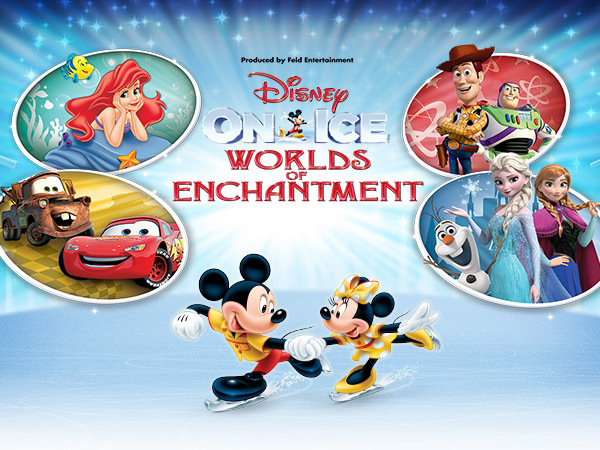 Win a Disney On Ice Experience