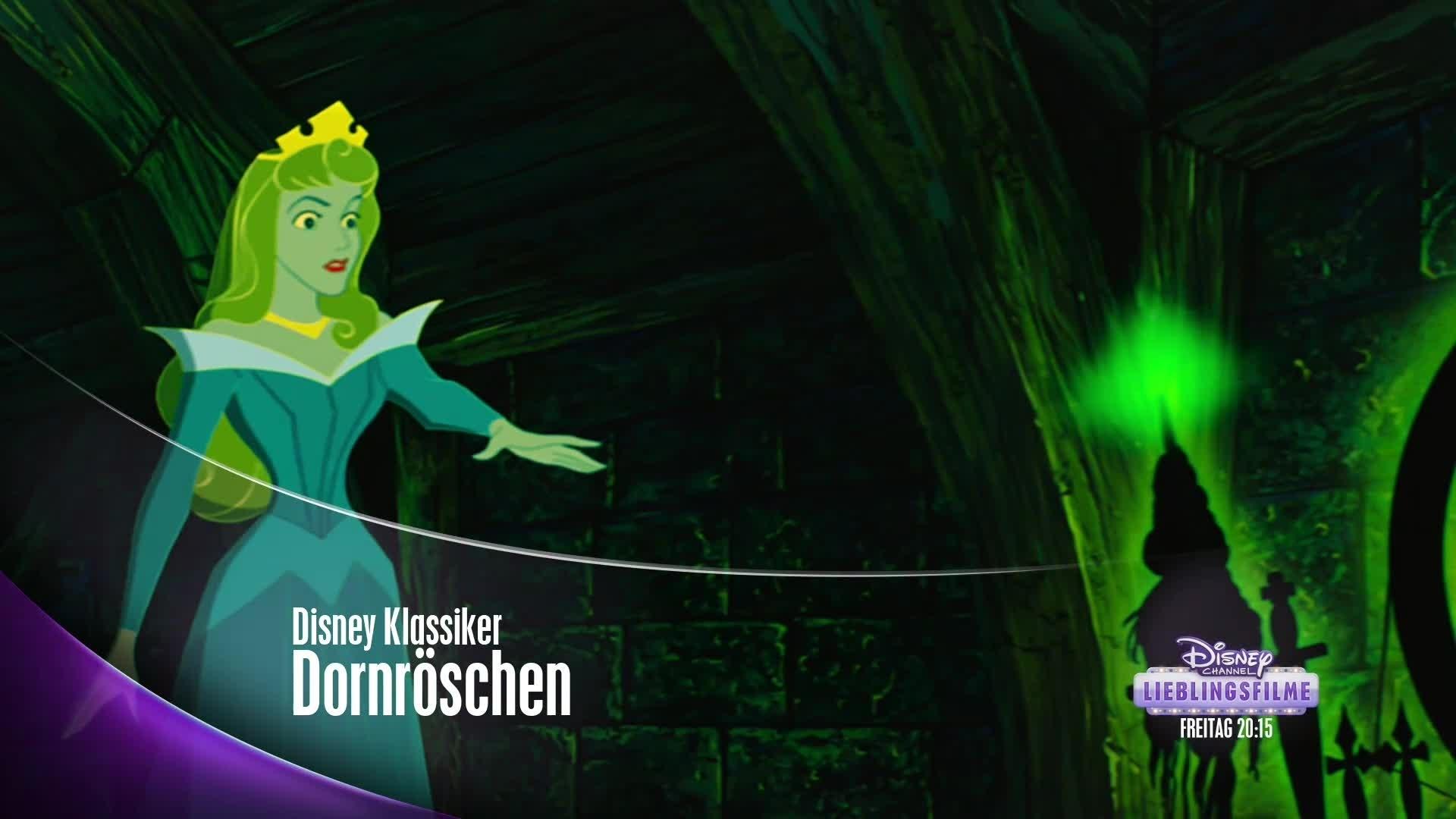Der Lieblingsfilm am Freitag: Dornröschen