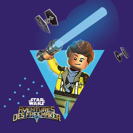Star Wars - Les aventures de Freemaker