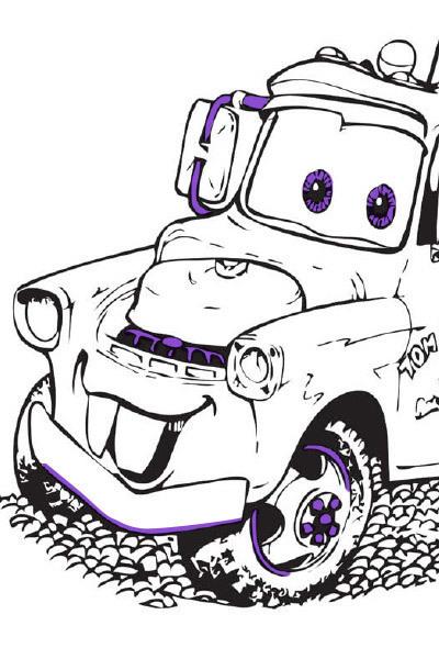 Mater Ausmalbild