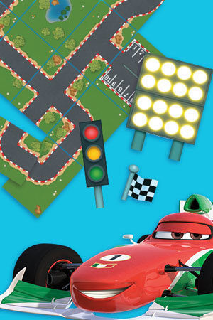 Fuel Your Fun Race track 2