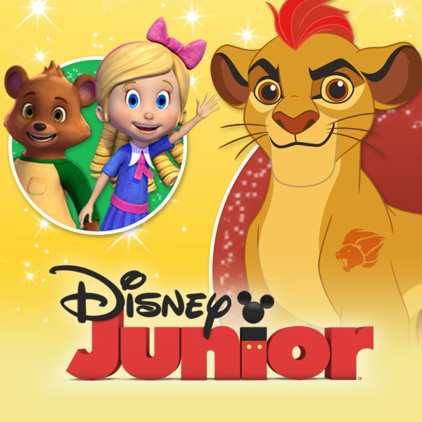 Disney Junior (Promo - Videos)