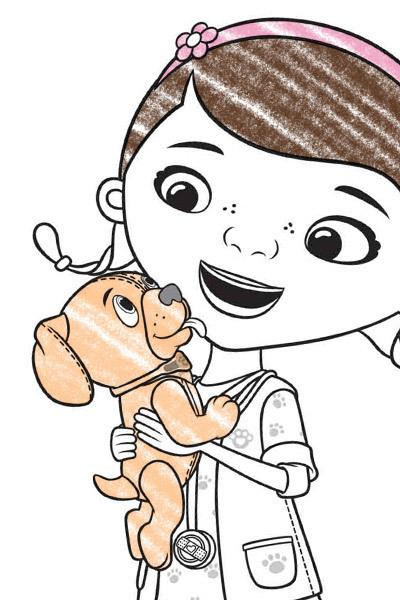 Doc McStuffins Spielzeugarztin Tierarztin 2