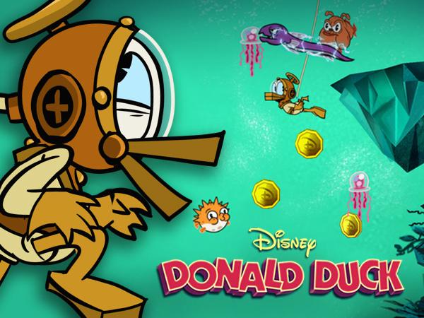 Donald Duck im Schatzfieber!