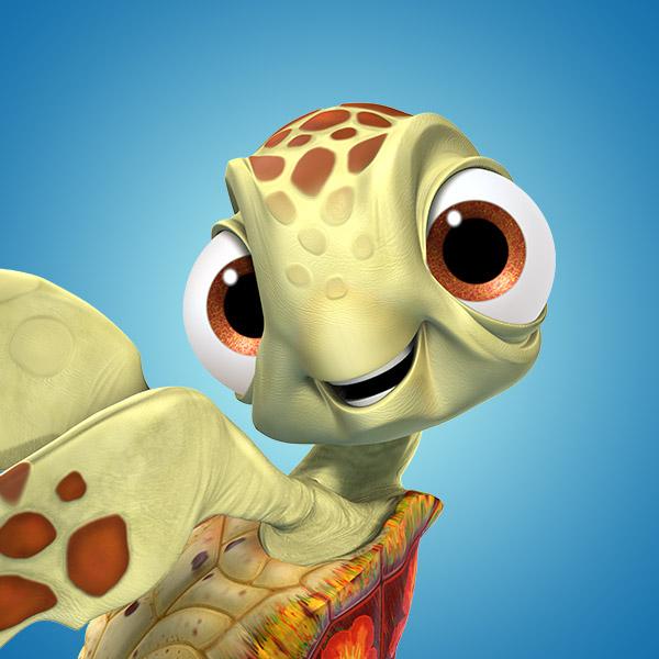 Finding Nemo Character Info Videos Disney Pixar