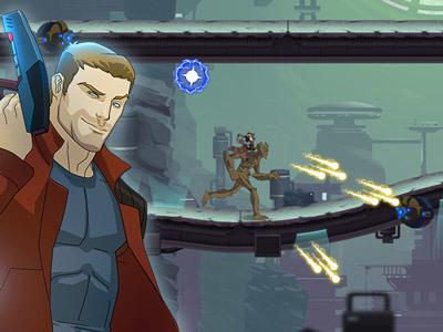 Jeu Les Gardiens de la galaxie: Rocket et Groot à la rescousse