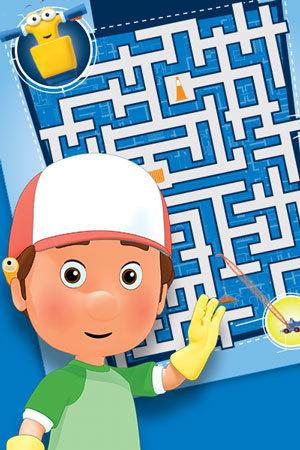 Handy Manny's Maze