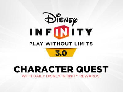 Disney Infinity 3.0 - Character Quest