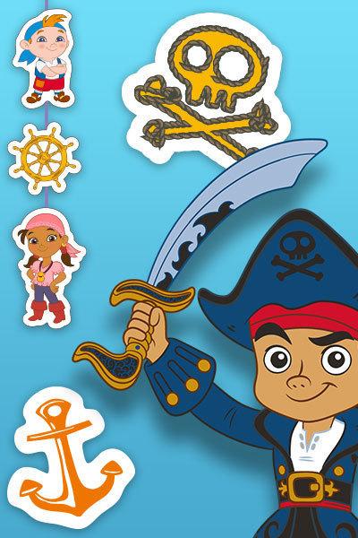 Captain Jake & the Neverland Pirates - Disney Junior