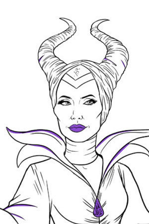 Disney uk the official home for all things disney for Maleficent coloring pages