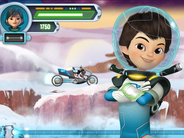 Jetzt spielen: Mission Mars-Rover!