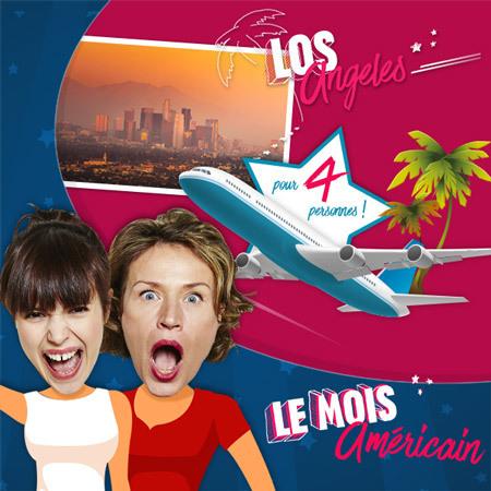 Un voyage à Los Angeles à gagner !