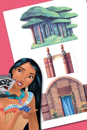 Maison de Pocahontas