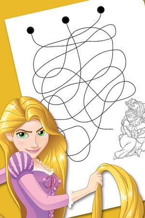 Rapunzel's Pathfinder