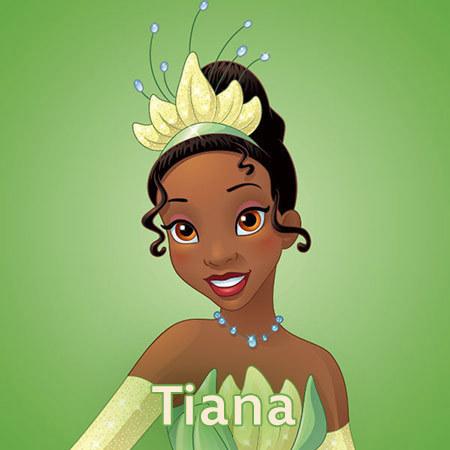 Vidéos Tiana - Les Princesses Disney