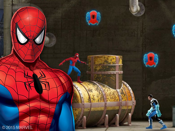 Spider-Man Spiel