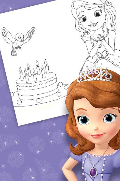 Princesse sofia disney junior - Telecharger princesse sofia ...