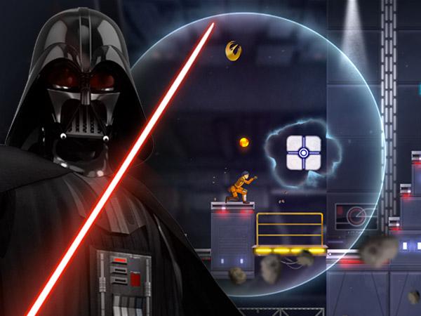 Star Wars Spielhalle - Team Tactics