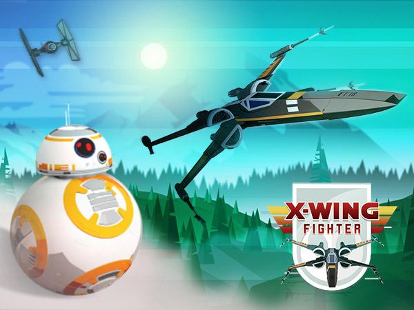 X-Flügel Jäger - Star Wars Spielhalle