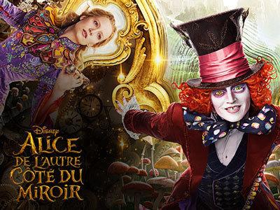 Vidéos Alice aux Pays des Merveilles : De L'autre côté du miroir