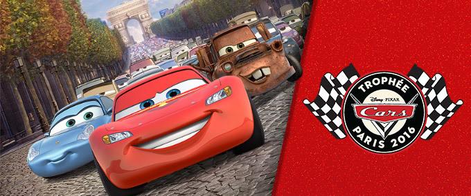 Trophée Cars