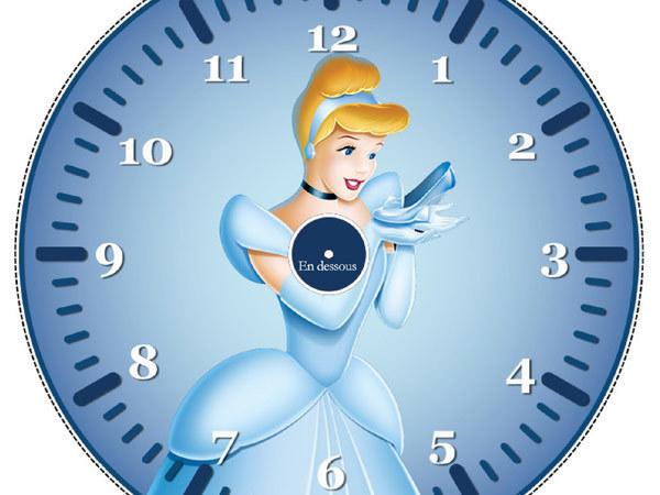 Cendrillon - L'horloge de Cendrillon