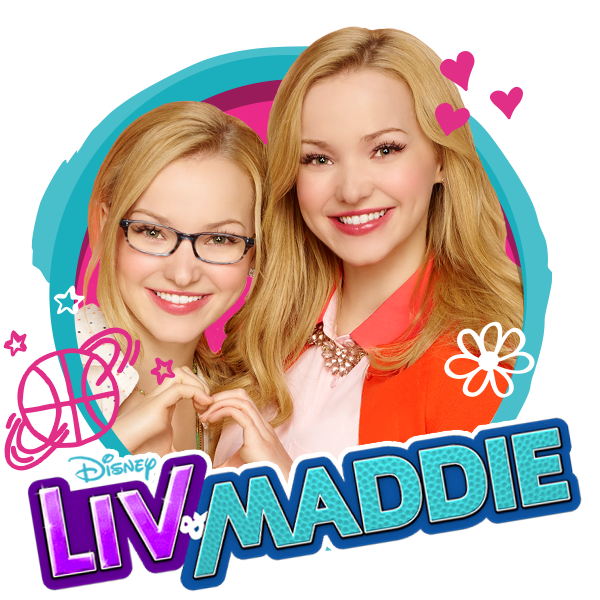Liv and Maddie (Show Nav Link)