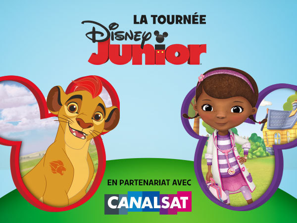 La Tournée Disney Junior