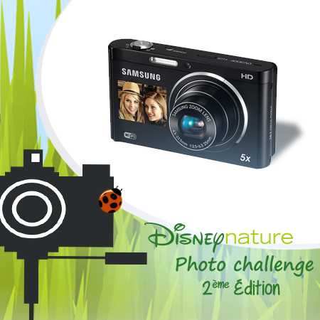 Disneynature Photo Challenge
