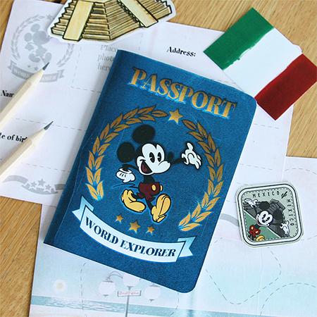 Kit de Voyage Mickey : Mexique