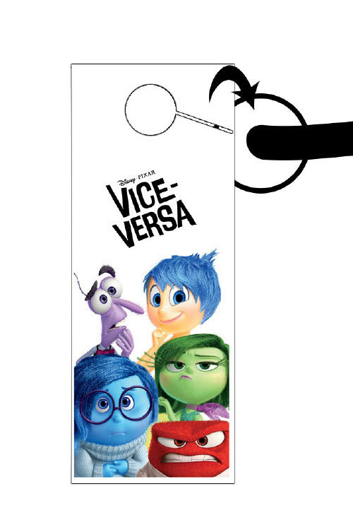 Panneaux de porte Vice-Versa