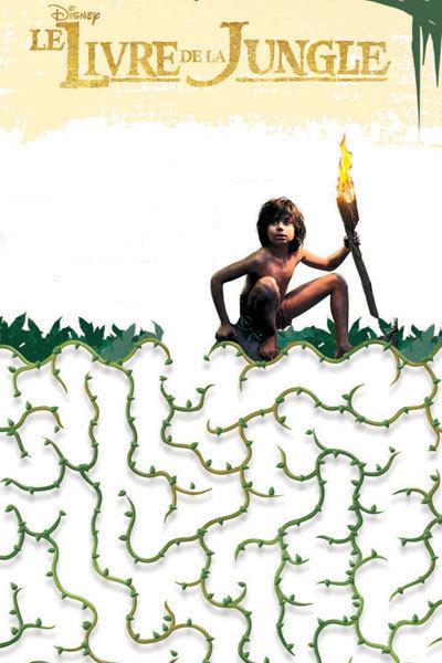Labyrinthe Le Livre de la Jungle