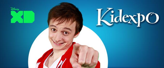 Kidexpo avec Disney XD