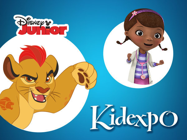 Kidexpo avec Disney Junior