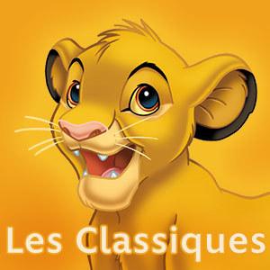 Vidéos Les grands Classiques Disney