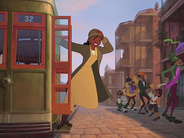 Les voyages Disney