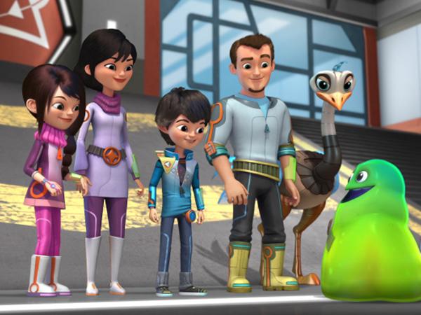 Quelle est votre famille Disney Junior ?
