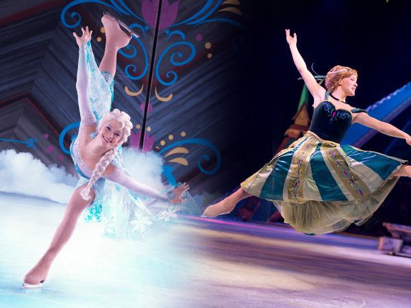 Connaissez-vous les patineurs Disney sur Glace ?