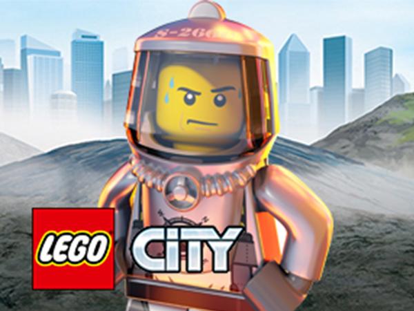 Quel véhicule LEGO® City Volcano te faut-il pour sauver la ville ?