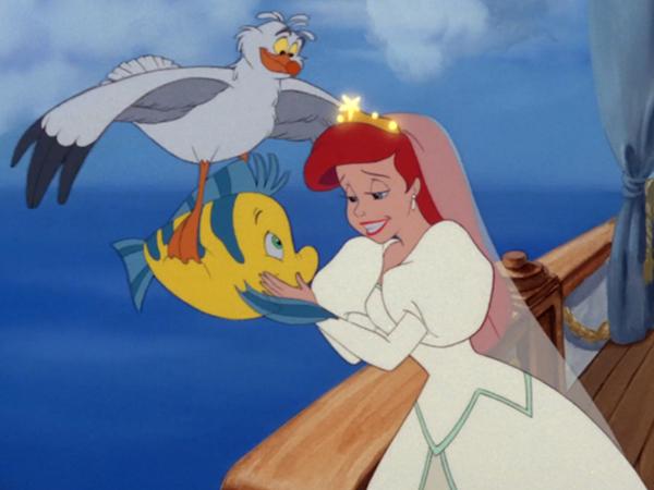 Quel Disney regarder avec votre meilleure amie ?