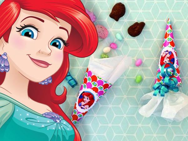 Ariel - Les cornets surprises
