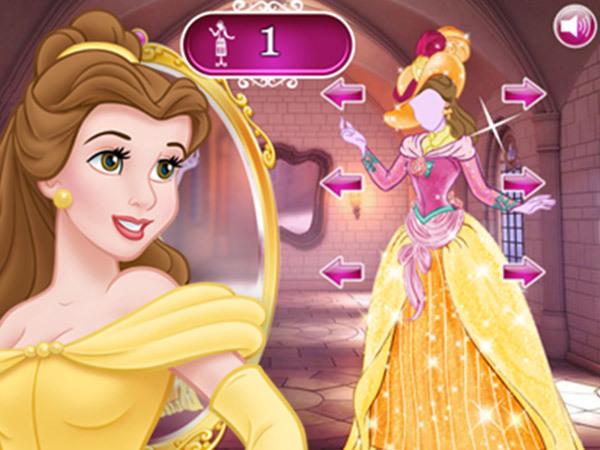 Joue avec Belle