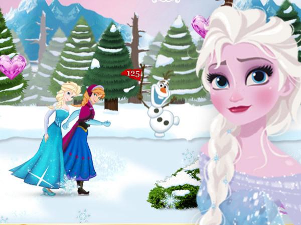 Princesses Académie - Anna et Elsa