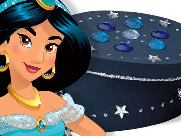 Jasmine - La boîte à bijoux de Jasmine