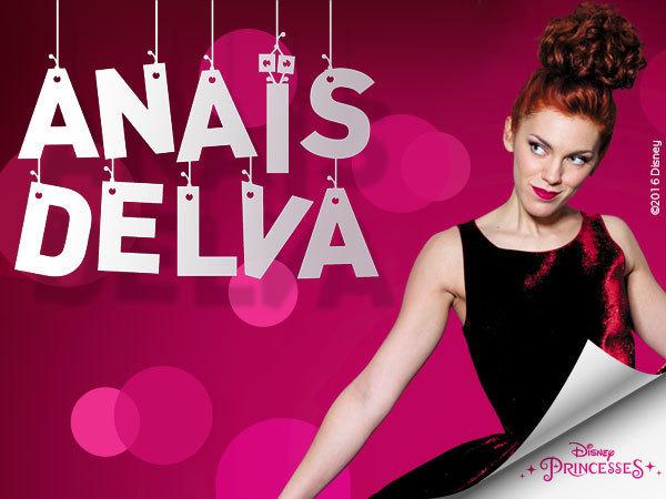 Anaïs Delva chante les Princesses Disney