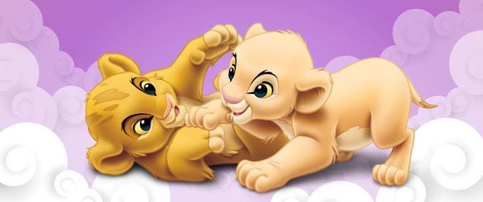 Les 10 fois où Simba est trop mignon pour nous