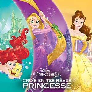 Vidéos Princesses Disney