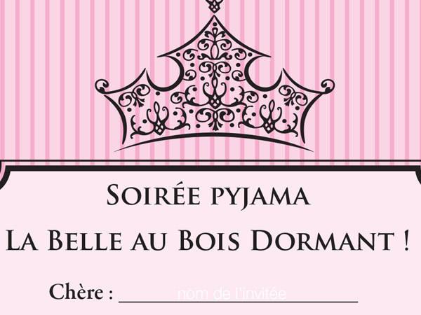 Aurore - Ton kit de soirée pyjama Aurore