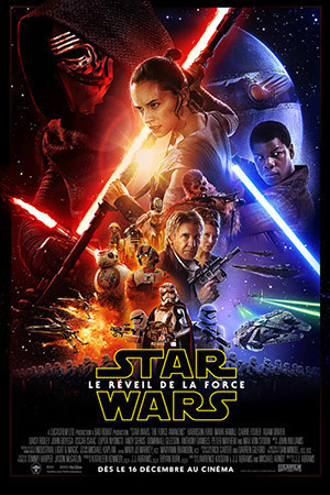 Coloriages Star Wars : Le Réveil de la Force